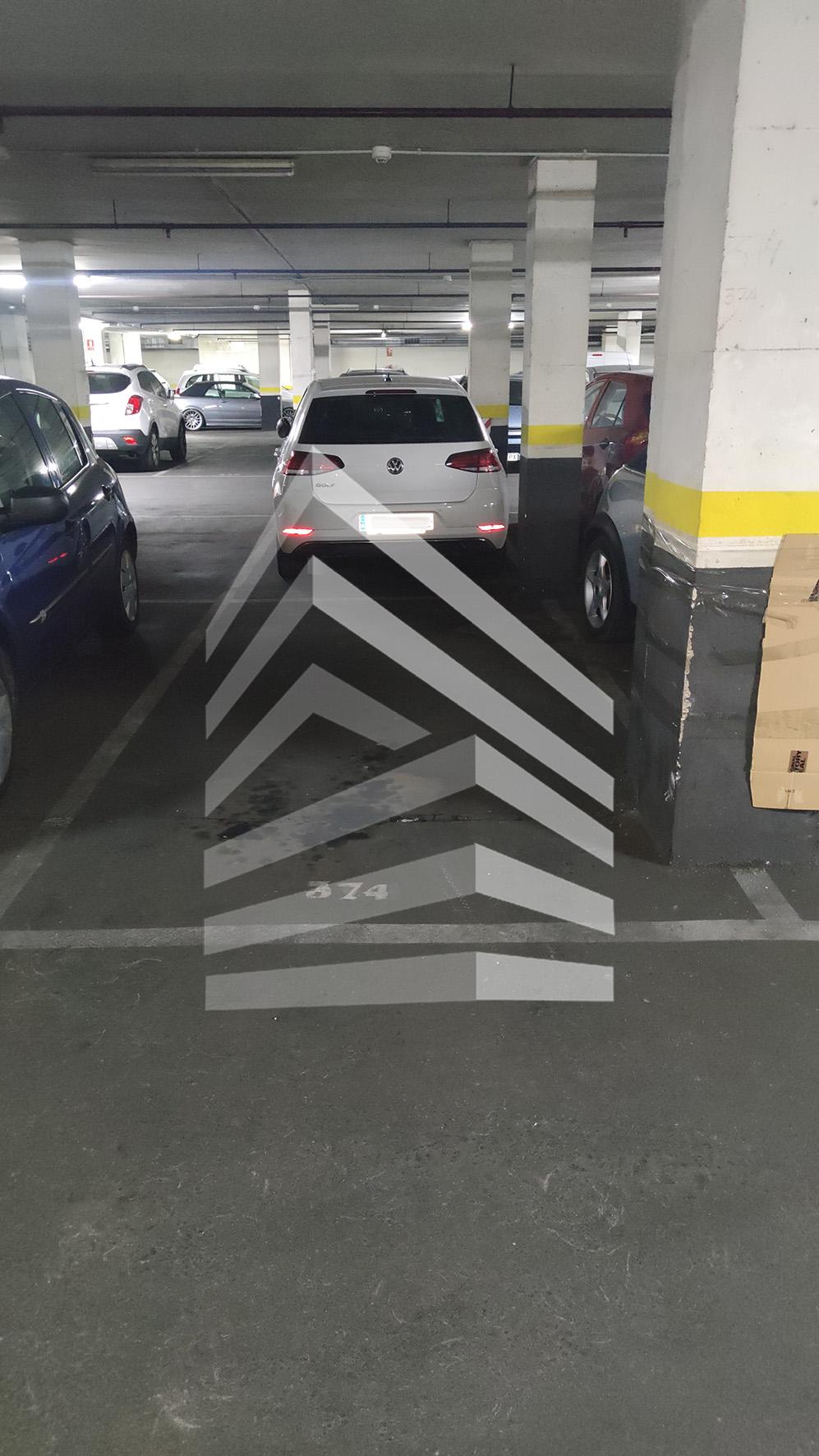 Plaza de garaje en venta en C/ Sant Pere d'Abanto